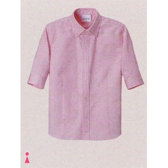 RH6537 女性用シャツ 全2色 セブンユニフォーム