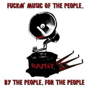 FUCKiN'MUSIC OF THE PEOPLE,BY THE PEOPLE,FOR THE P 中古 良品 CD