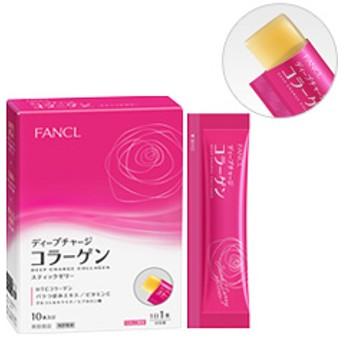 FANCL(ファンケル)公式 ディープチャージ コラーゲン スティックゼリー 約10日分