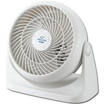 TWINBIRD ツインバード お部屋の空気を循環、冷暖房の効率UP! 【サーキュレーター】 KJ-D994W(ホワイト) [KJD994W]