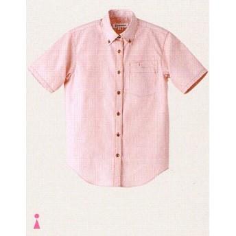 WH7608 女性用ボタンダウンシャツ 全3色 セブンユニフォーム