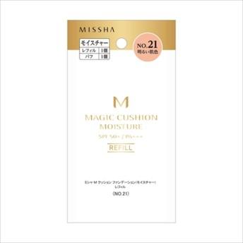 ミシャ M クッション ファンデーション(モイスチャー)レフィル No.21