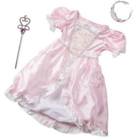 《セール開催中》MELISSA & DOUG ガールズ 3-8 歳 変身グッズ ピンク one size ポリエステル 100%
