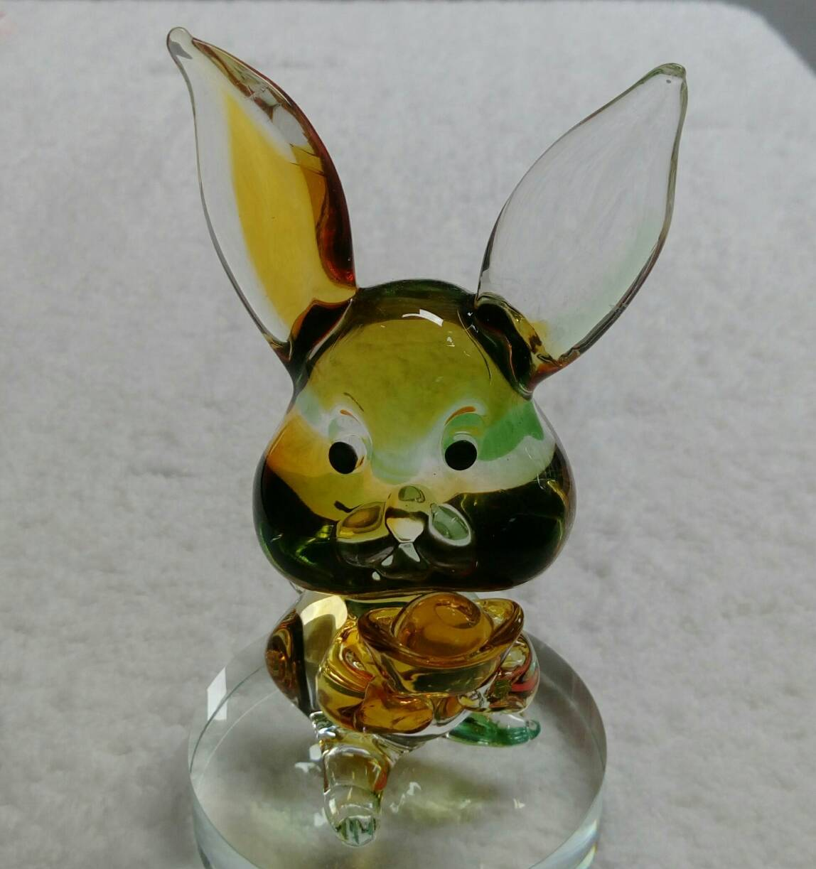 招財元寶兔
