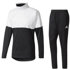 アディダス adidas TANGO CAGE ハイブリッドトップ 上下セット サッカー トレーニング ウェア ジャージ