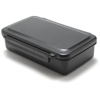 トップバリュ ベストプライス メンズランチボックス1段 トップバリュベストプライス ブラック 1段850ml 弁当箱