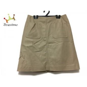ジユウク 自由区/jiyuku スカート サイズ38 M レディース ベージュ スペシャル特価 20190815