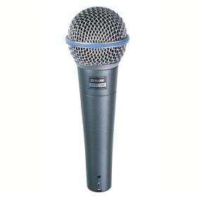 シュア BETA58A-X ボーカル用スーパーカーディオイド・ダイナミックマイクロホン