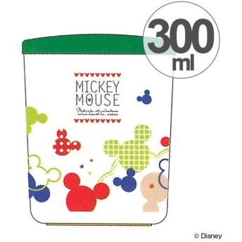 スープジャー 真空デリカポット シンプル設計 300ml ミッキーマウス ミツマルポップカラー ( スープポット ランチジャー 保温 保冷 )