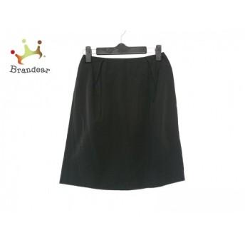 イネド INED スカート サイズ7 S レディース ブラック スペシャル特価 20190329