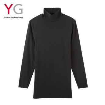 GUNZE グンゼ YG(ワイジー) ハイネックシャツ(メンズ)【SALE】 オフホワイト M