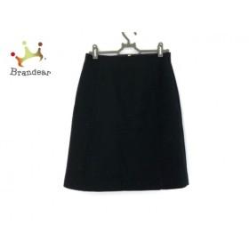 ボールジー BALLSEY スカート サイズ36 S レディース 黒           スペシャル特価 20191101