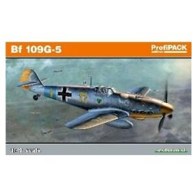 1/48 Bf 109G-5 プロフィパック プラモデル[エデュアルド]《在庫切れ》