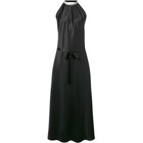 Styland ホルターネック ドレス - ブラック