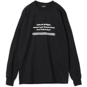 【40%OFF】 ビームス メン JR × BEAMS / Long Sleeve T Shirt メンズ NARITAEXPRESS S 【BEAMS MEN】 【セール開催中】