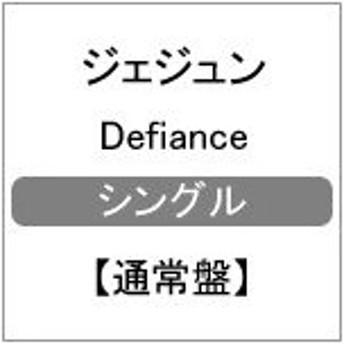 Defiance/ジェジュン[CD]通常盤【返品種別A】