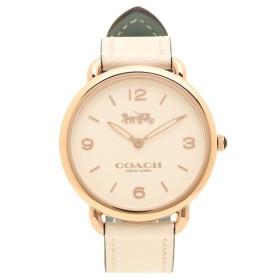 【送料無料】コーチ 時計 レディース COACH 14502997 DELANCEY デランシー レディース腕時計ウォッチ ホワイト/ローズゴールド