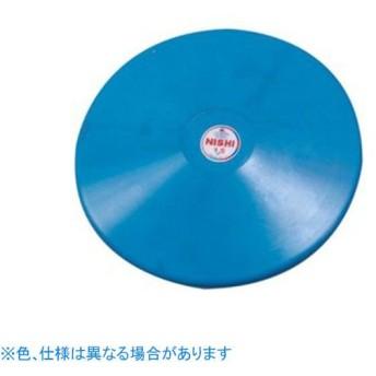 ニシ・スポーツ 陸上競技 円盤 円盤 ゴム製 1.5kg 室内用 NISHI NT5307B