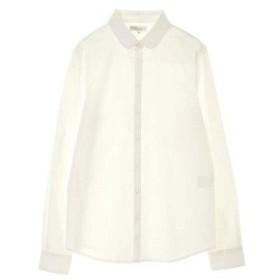 アースミュージックアンドエコロジー earth music&ecology シャキシャキシャツ(レギュラー) (White)