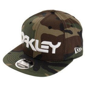 オークリー(OAKLEY) NOVELTY SNAP BACK キャップ 911784-982 (Men's)
