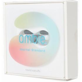 JOURNAL STANDARD ambie/アンビー×JS: sound earcuff JS exclusive ホワイト A フリー