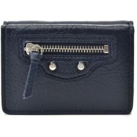 財布 レディース 三つ折り財布 CLASSIC MINI/3つ折り財布/477455 カラー ネイビー