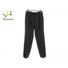 ミエコウエサコ MIEKO UESAKO パンツ サイズ48 XL メンズ 黒           スペシャル特価 20190907