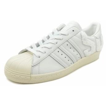 スニーカー アディダス adidas スーパースター80s ホワイト メンズ レディース シューズ 靴 18FW