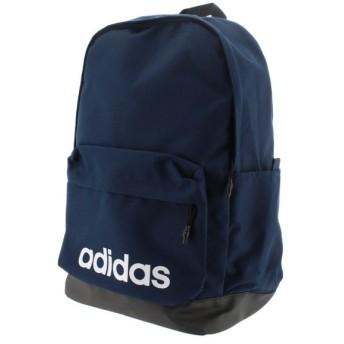 アディダス リニアロゴバックパック (DM6146) 31L デイパック リュック : ネイビー adidas
