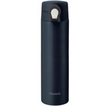 ピーコック AMO-500-A ワンタッチマグボトル 0.5L インディゴ
