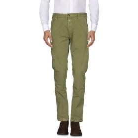 《期間限定 セール開催中》CLOSED メンズ パンツ ミリタリーグリーン 28 コットン 97% / ポリウレタン 3%