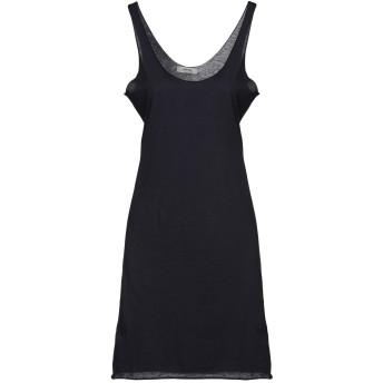 《セール開催中》ALPHA STUDIO レディース ミニワンピース&ドレス ダークブルー 38 コットン 100%