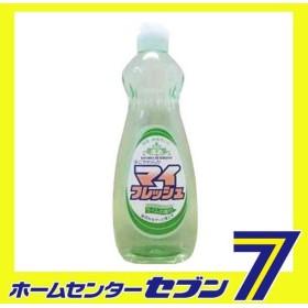 マイフレッシュ ライムの香り 600ml  ロケット石鹸 食器用洗剤 台所用洗剤 洗剤 食器用 キッチン用品