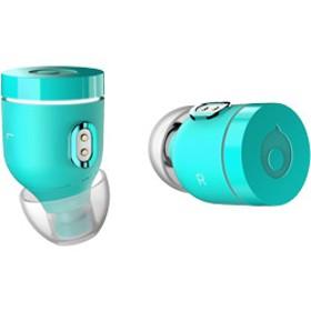 フルワイヤレスイヤホン Air by crazybaby nano MC7B4GT/A アトランティスグリーン [防滴&左右分離タイプ /Bluetooth]