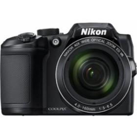 ニコン B500BK デジタルカメラ COOLPIX(クールピクス) B500(ブラック)