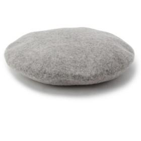 ベレー帽 - OPAQUE. CLIP シンプルベレー帽