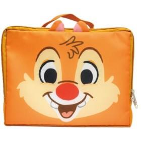 トラベルグッズ ディズニー トラベル衣類収納バッグ チップ&デール デールS