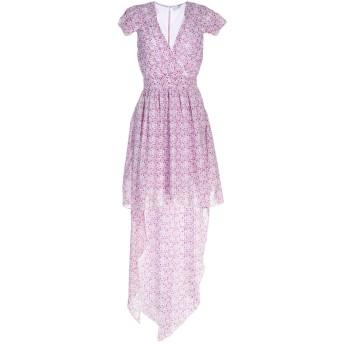 《セール開催中》LA KORE レディース ミニワンピース&ドレス ピンク 1 ポリエステル 100%