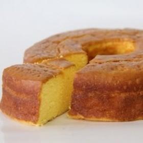 はちみつ黄金ケーキ
