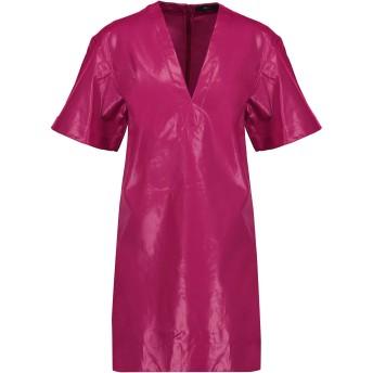 《セール開催中》ELLERY レディース ミニワンピース&ドレス ガーネット 12 コットン 100%