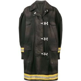 Calvin Klein 205W39nyc Fireman コート - ブラック
