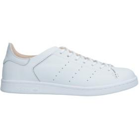 《期間限定 セール開催中》ADIDAS ORIGINALS メンズ スニーカー&テニスシューズ(ローカット) ホワイト 10.5 革