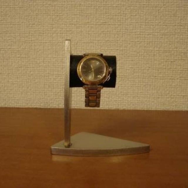 敬老の日に ブラック腕時計スタンド No.120213