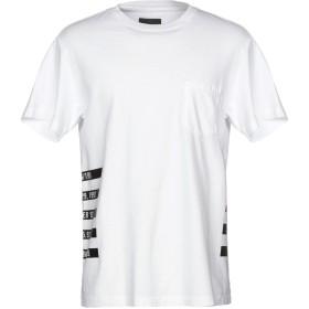 《期間限定 セール開催中》RTA メンズ T シャツ ホワイト XS コットン 100%