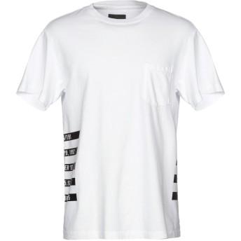 《期間限定セール開催中!》RTA メンズ T シャツ ホワイト XS コットン 100%