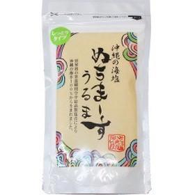 沖縄の海塩 ぬちまーす うるま(250g)[塩]