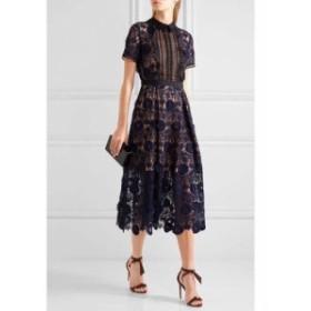 袖あり 膝丈 ロング レース 花柄 お呼ばれ ドレス パーティー 結婚式 ドレス 韓国 20代 30代 40代 大きいサイズ 二次会