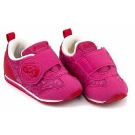 アシックス スクスク スニーカー 女の子 男の子 キッズ ベビー 子供靴 SPORTS PACK BABY asics SUKU2 1144A001 フクシャパープル/F