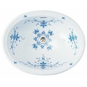 【Essence】洗面器 Mオーバル オールドイングランド