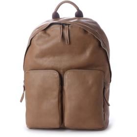エコー ECCO Casper Backpack (WOODEN)